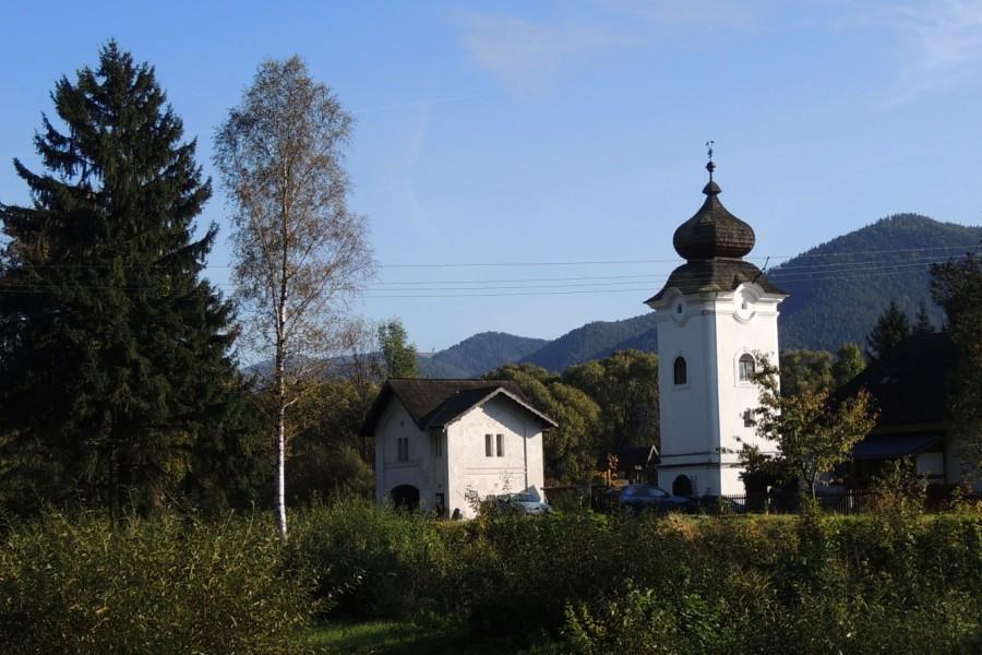 Liptovská Maša - klopačka a vážnica / mining museum (1 km)