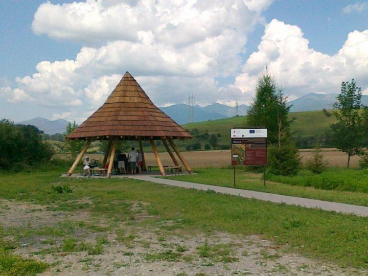 Minerální pramen Uhorčianka